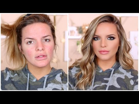 Get Ready With Me! Chit Chat | Casey Holmes