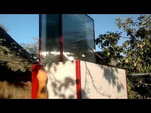 Как сделать очень эффективный летний душ Ejgenbau Garten Dusche (видео)