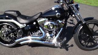 3. 2013 Harley Davidson Softail Breakout