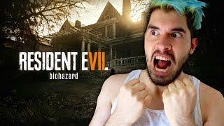 COMIENZAN LOS ATAQUES CARDIACOS | Resident Evil 7 - Parte 1