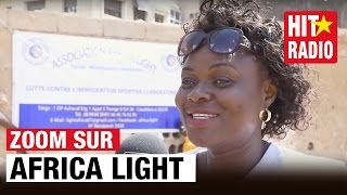 Zoom sur AFRICA LIGHT - Association de lutte contre l'Immigration Sportive Clandestine