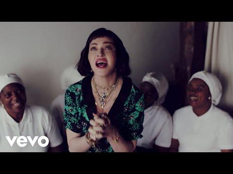 """Madonna destaca música negra de Cabo Verde no videoclipe de """"Batuka"""""""