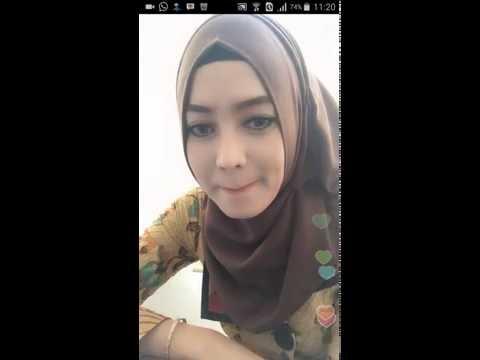 BIGO Jilbab cantik live