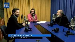 La Ventana – entrevista al poeta Raúl Zurita
