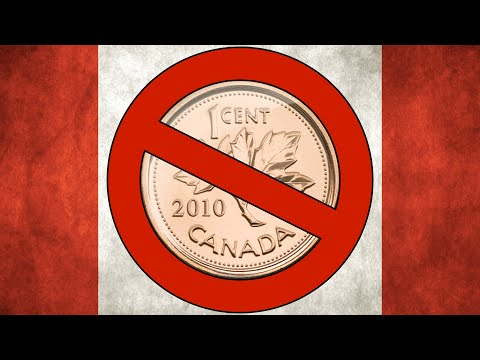 Canada Gets Rid of the Penny