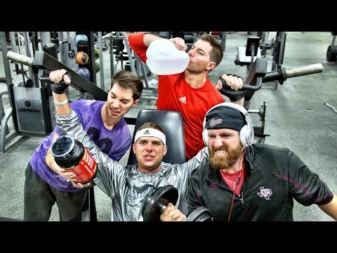 WATCH: Gym Stereotypes!