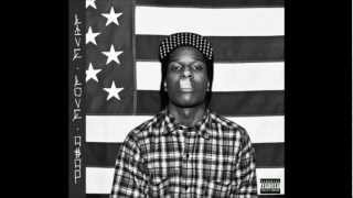 1Train A$AP Rocky featuring Kendrick Lamar, Joey Bada$$, Yelawolf, Danny Brown, Action Bronson & Big K.R.I.T.