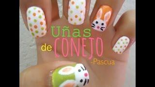 Uñas de conejo - Pascua - YouTube