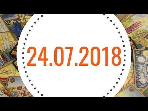TAROT NA DZIŚ 24.07.2018 HOROSKOP NA DZIŚ CZYLI JUTRO