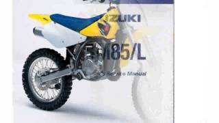 3. 2008 Suzuki RM 85 Review, Walkaround