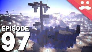 Hermitcraft 5: Episode 97 - BUILDING A HOME!