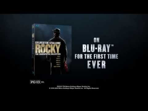 Rocky: The Undisputed Collection Blu-Ray - Official® Trailer [HD]