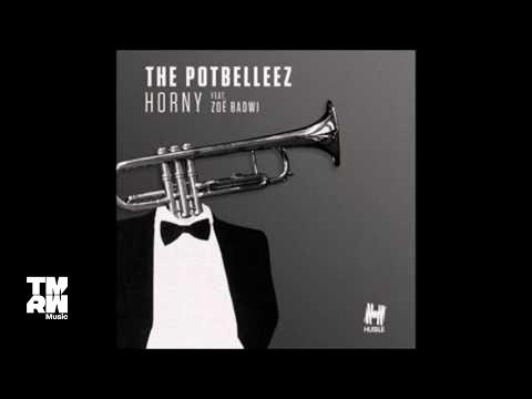 The Potbelleez - Horny (Avon Stringer Remix)