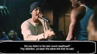 Video eminem 8 mile 3 last battles (with subs) MP3, 3GP, MP4, WEBM, AVI, FLV Februari 2019