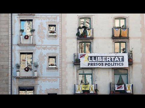 Barcelona: Ruhe vor dem Sturm - Kabinettssitzung der  ...