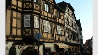Dijon France  city photo : Dijon, Colmar & Strasbourg, France slide show.mov