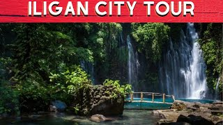Iligan City Philippines  City pictures : Iligan City Tour Part One Paseo de Santiago & St Michaels Cathedral Video | Iligan Tourism