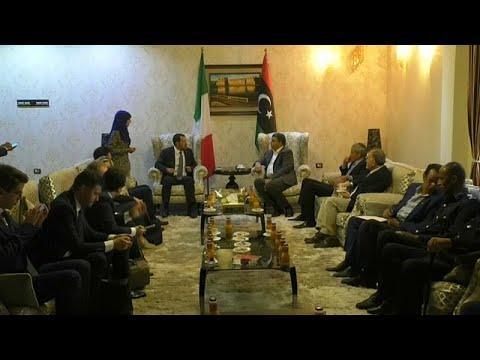 Italiens Innenminister Salvini besucht Tripolis