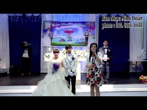 Mùa Hoa Cưới - Diễm Trang hát đám cưới cực hay