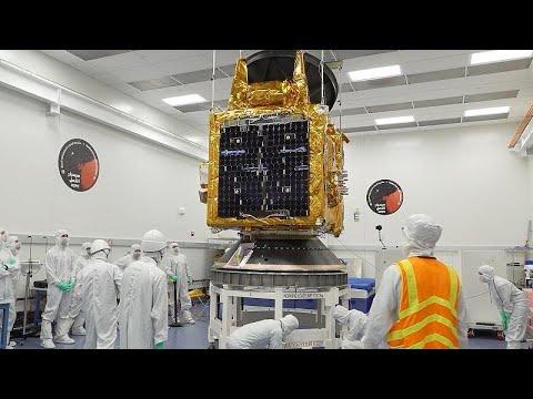 Τα Ηνωμένα Αραβικά Εμιράτα εκτοξεύουν διαστημική άκατο για τον Άρη τον Ιούλιο…