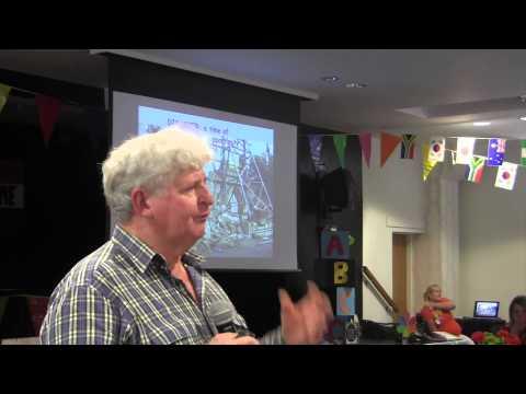ABCD Festival: Peter Kenyon