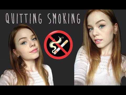 My Quitting Smoking Story