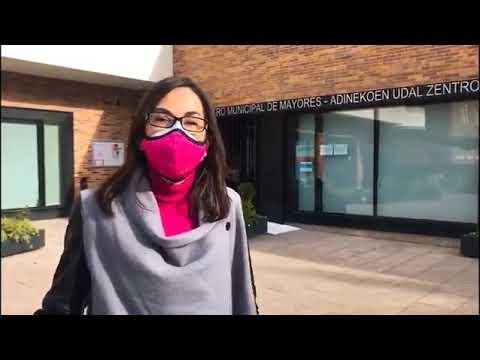 Conoce a nuestra concejal en Burlada, Mariluz Moraza