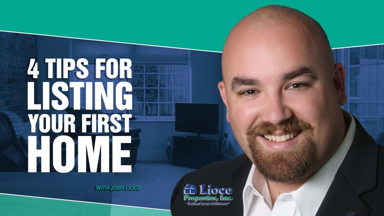 Selling Your First Home? Follow These 4 Tips