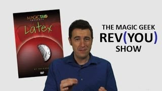 Latex Magic Trick Review