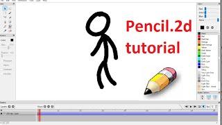 Pencil2D – tutorial