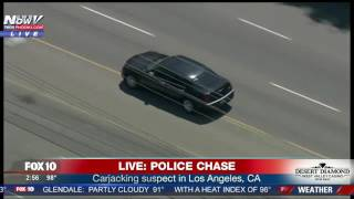 Video FULL: Police Chase in Los Angeles Ends After Suspect Crashes Car And Tries To Run From LAPD (FNN) MP3, 3GP, MP4, WEBM, AVI, FLV Januari 2019