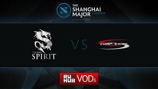 Spirit vs coL, game 1