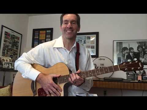 Mamunia  Paul McCartney  Guitar Lesson