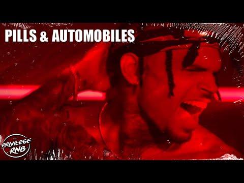 Chris Brown - Pills & Automobiles ft. Yo Gotti, A Boogie Wit Da Hoodie & Kodak Black (Lyrics)