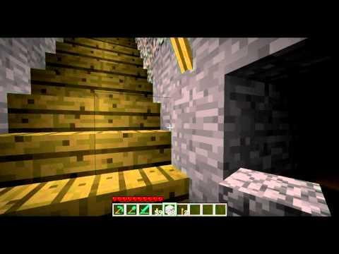 Ферма Мобов в Minecraft Часть 1 (Скелеты, Криперы, Пауки)