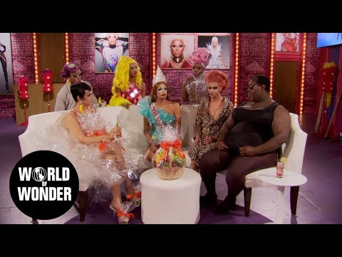 """RuPaul's Drag Race All Stars 4: """"Fifth Elimination"""" BEHIND THE SCENES"""