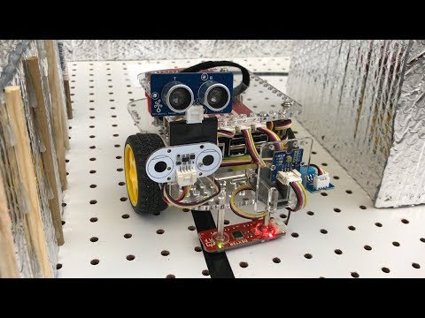 The HoneyBot: A Georgia Tech robot built to fight hackers