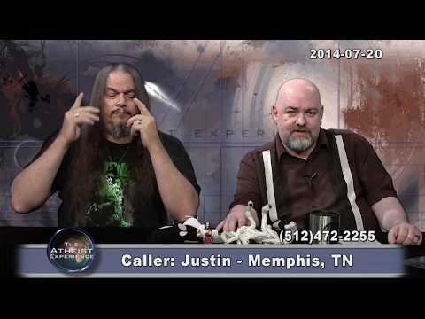 calls - The Atheist Experience #875 for July 20, 2014, with Matt Dillahunty and Aron Ra. We welcome your comments on the open blog thread for this show. ▻ http://freethoughtblogs.com/axp/2014/07/22/ope...