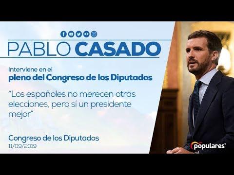 Los españoles no merecen otras elecciones, pero sí un presidente mejor que Pedro Sánchez