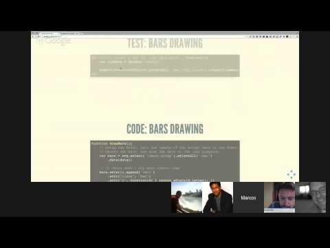 D3 graphs in a TDD Basis with Eventbrite's Marcos Iglesias