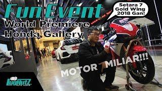 Video Pamer Motor Termahal 7 Miliar! NSX juga! - Honda Gallery FUN EVENT | LUGNUTZ Indonesia MP3, 3GP, MP4, WEBM, AVI, FLV Mei 2018