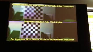 Read the article: http://www.roadtovr.com/nvidia-demonstrates-experimental-... While virtual reality surely has ...