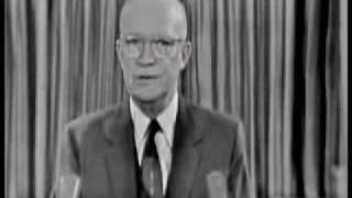 Eisenhower Farewell Address -- Military Industrial Complex