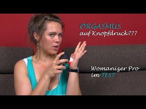 Womanizer Pro Erfahrung und Test Video von Lisa - Lovetoy Erfahrung
