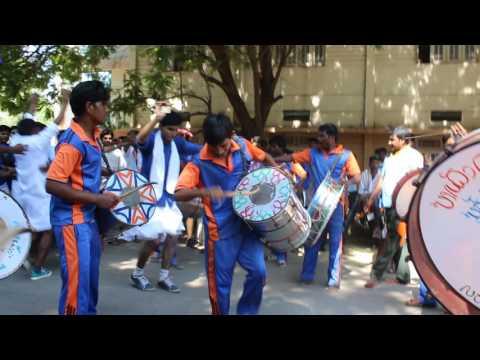 RYMEC 'Royal Mech - Ethnic Day!', Ballari 2k16