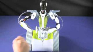 Spykee the WiFi Spy Robot