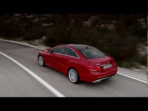 0 Mercedes Benz showcases the 2014 E Class Coupe, Cabriolet and Estate body styles