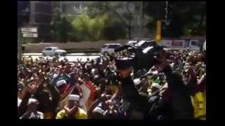 Ethiopians Muslims Community In South Africa Shows Their Solidarity With Ethio. Muslims Movement