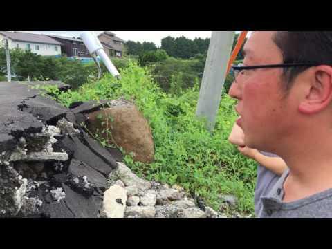 【熊本地震3ヶ月】続報:西原村私道問題 前進と新たな課題の発見