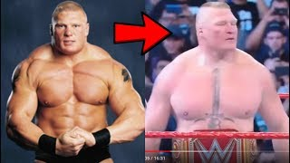 Video Why has Brock Lesnar been losing all his Muscle? MP3, 3GP, MP4, WEBM, AVI, FLV Juni 2019